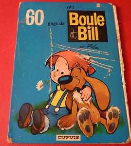 French-Comic-Book-60-Gags-de-Boule-et-Bill-Tome-2-Please-Read