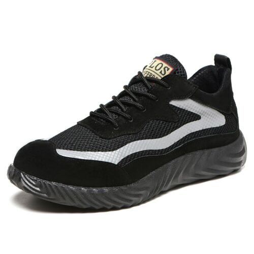 Mens Steel Toe Cap Lightweight Safety Shoes Work Boots Sport Protective Trainers