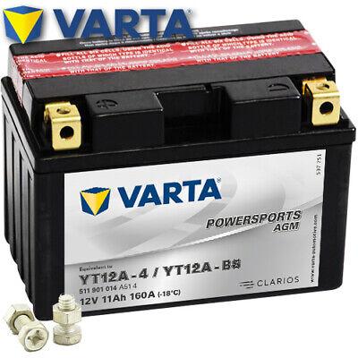 Batterie Kymco Downtown 300 i V2 Bj. 2012 Nitro YT12A-BS