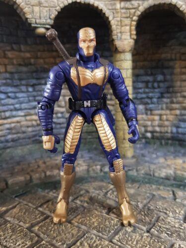 Action Force//GI Joe Valor vs Venom Cobra Night Creeper Ninja