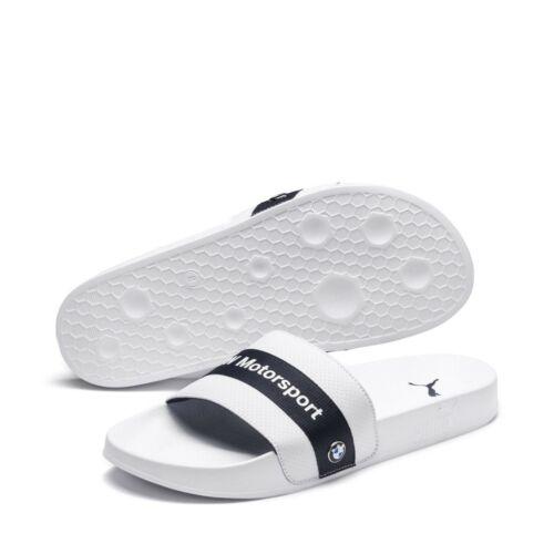 BMW M Motorsport Leadcat Slide Sandals White SOLD OUT