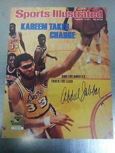 1991-UD-LE-Sports-Illustrated-KAREEM-ABDUL-JABBAR-8-5x11-Print-Lakers