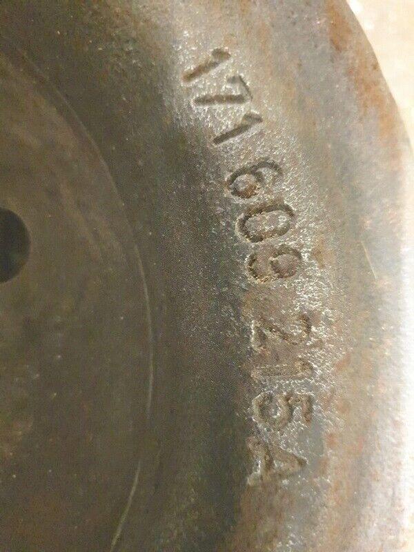 Bremsetromler for -WV Golf, WV Golf