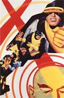X-Men Children of the Atom #4 by Steve Rude the Dude Lithograph 16