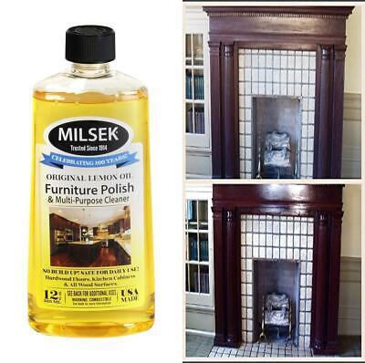 Milsek Furniture Polish And Cleaner, Milsek Furniture Polish