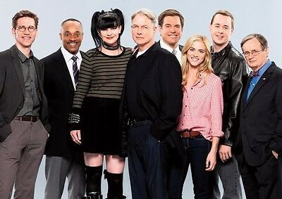 NCIS Awesome Cast Group Poster