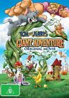 Tom & Jerry's Giant Adventure (DVD, 2013)