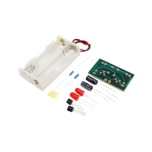 Flash Circuit Multivibrator Circuit Suite DIY Kit Elektronisch Teaching BAF
