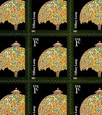 2007 - TIFFANY LAMP - #3749 Full Mint -MNH- Sheet of 20 Postage Stamps