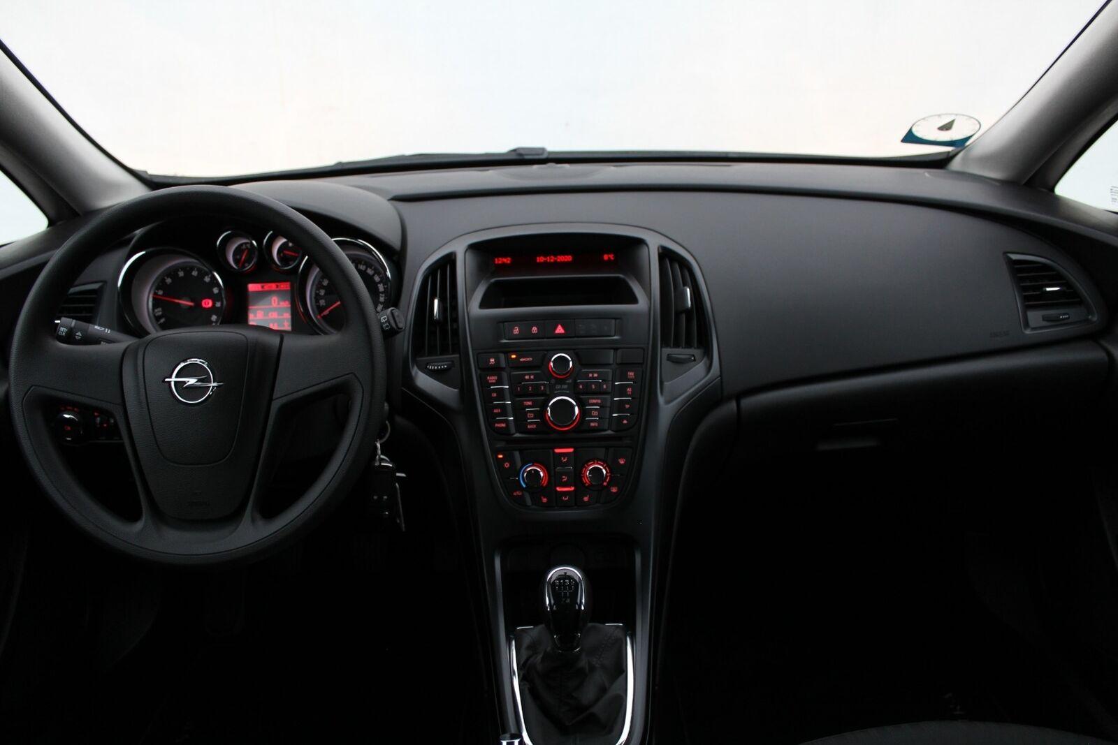 Opel Astra 1,4 100 Limited - billede 5
