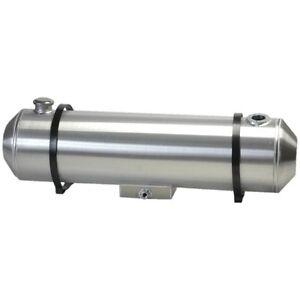 Custom Fuel Tanks 1036EF - Spun Aluminum Fuel Tank End Fill 12.0 Gallons