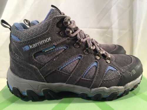 Karrimor Bodmin Mid 5 Ladies Weathertite Hiking Boots Walking Trail UK 3 RRP£100