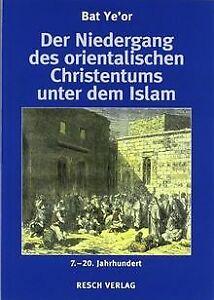 Der-Niedergang-des-orientalischen-Christentums-unter-dem-Buch-Zustand-gut