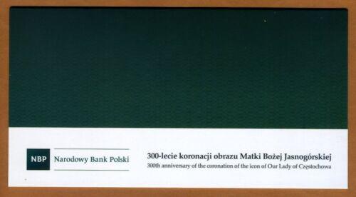 Poland 20 Zlotych UNC /> Commemorative 2017 P-New Folder