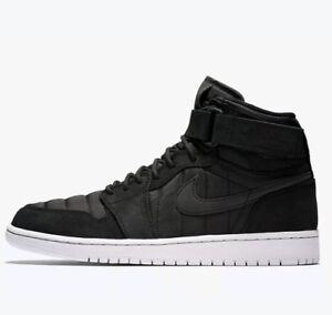 15a019bec890 Mens Nike AIR JORDAN 1 HIGH STRAP Shoes