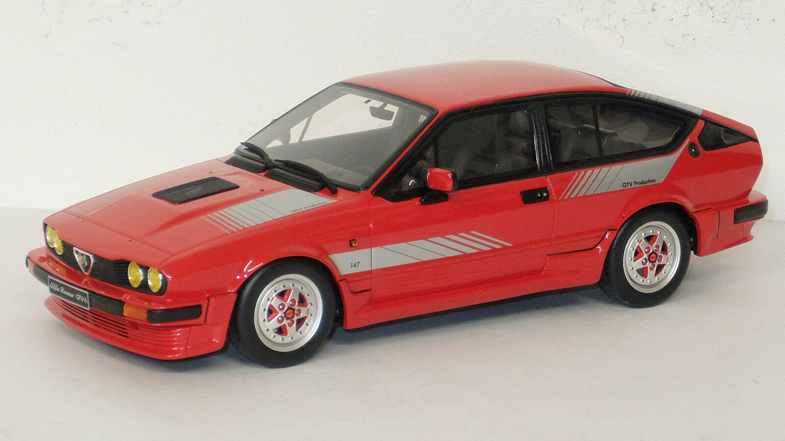 Alfa Romeo gtv6 Otto Mobile 1 18