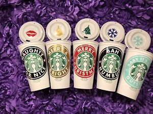 Personalized Starbucks Cup | Iced Coffee | Venti | Reusable