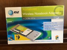 DOWNLOAD DRIVERS: AT&T PLUG&SHARE 54MBPS WIRELESS