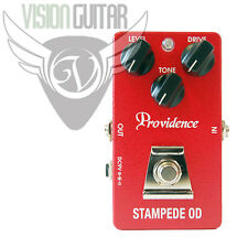 NEW! Providence STAMPEDE OD OVERDRIVE SOV-2 Distortion Pedal