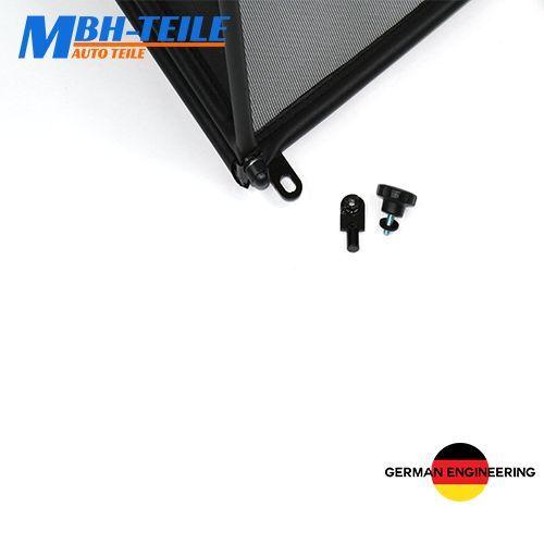 bolsa saab 9-3 saab 93 1998-2003 plegable MbH deflector de viento