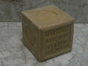 French-Marius-Fabre-Marseille-Soap-French-Marseille-Cube-Olive-600g