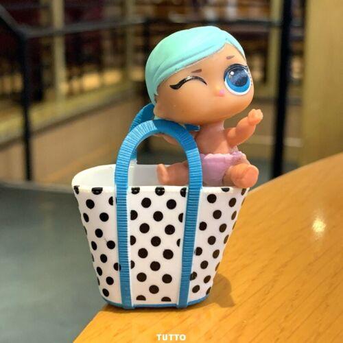 Brrr B.B Bag /& LOL Surprise LiL Sisters L.O.L BB SERIES 2 COLOR  doll MBJD