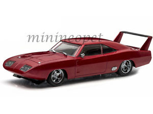 GREENLIGHT 86221 FAST AND FURIOUS 6 1969 DODGE CHARGER DAYTONA 1/43