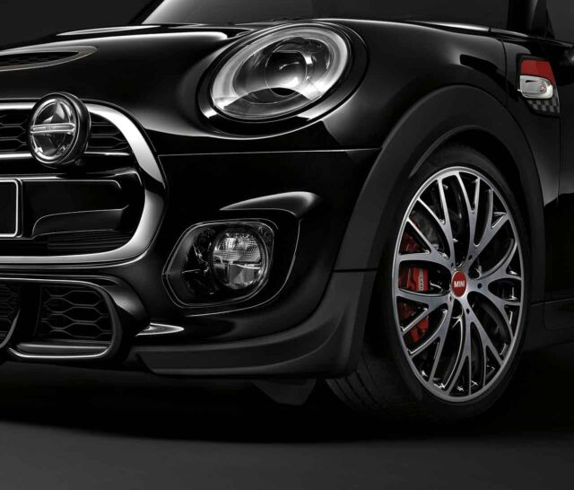 Genuine MINI JCW Front Left and Right Lower Splitters F55 F56 F57 51192339038