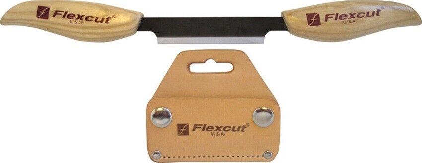 Coltello Coltello Coltello per intaglio Flexcut FLEXKN25 Draw Knife 3in navaja couteau messer a07c79