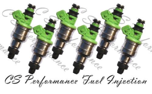 6 INP-061 Rebuilt by Master ASE Mechanic USA OEM Nikki Fuel Injectors Set