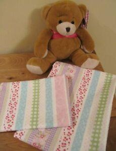 Laura Ashley Clementine Stripe Cot Bed Duvet Set Ebay