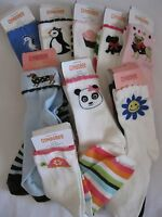 Gymboree Girls Socks 2 Pair Ankle 3-4 Shoe Size 9-10 Various Lines 3t 4t