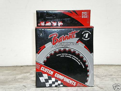 Barnett Yamaha Kit Frizione Road Star 1600 1700 306-90-20083 Fibra di Carbonio