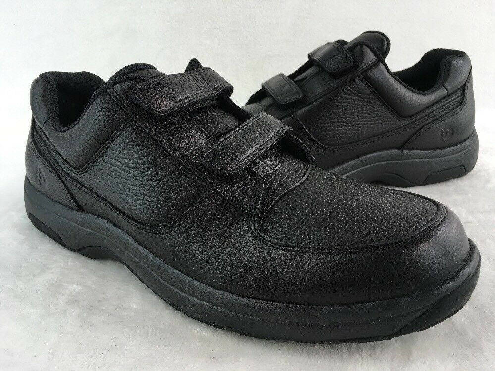 Dunham Winslow BASILL Confort Tamaño del Zapato Negro 13B D1302