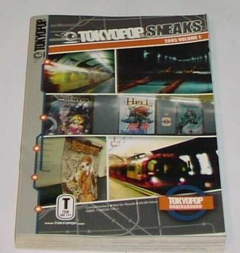 Tokyopop Sneaks, Vol. 1: v. 1, , Very Good Book
