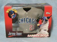 Sammy Sosa 1999 Topps Jersey Topps Mini Replica Jersey
