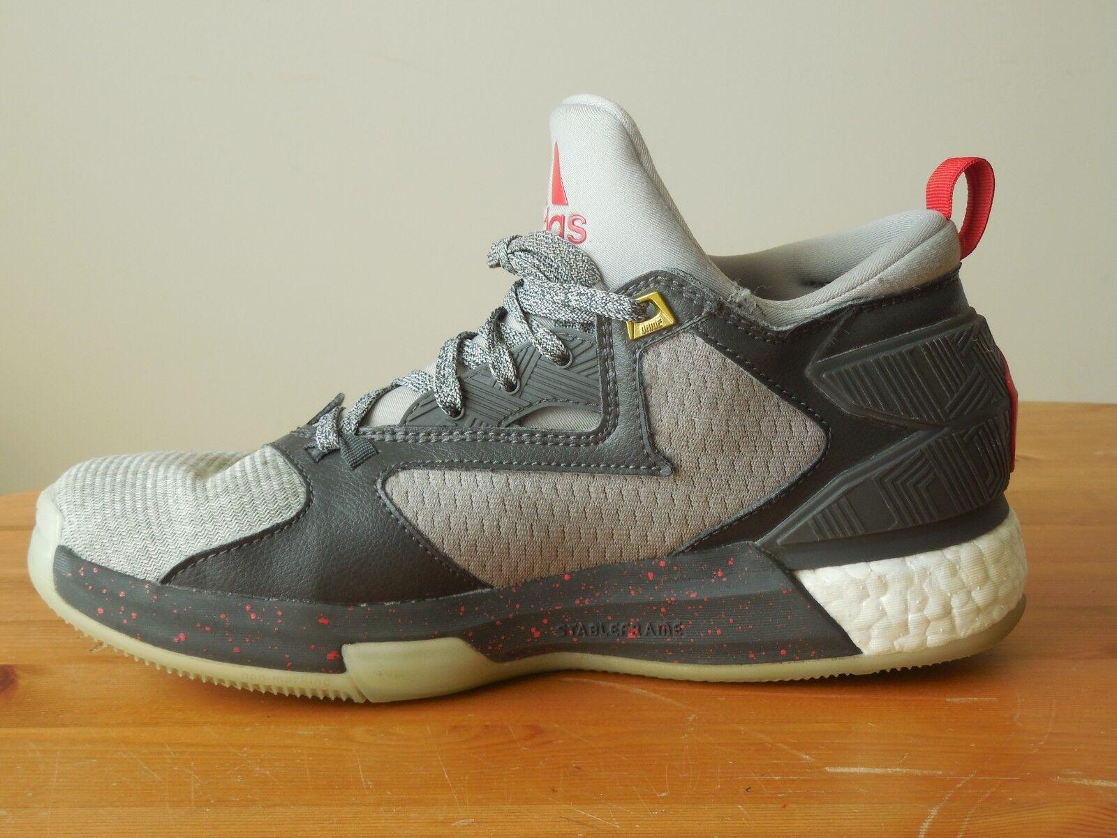 Adidas damian lillard lillard lillard 2 förderung aq7413 dame ist basketball - schuhe für männer größe 6,5 5a6ebd