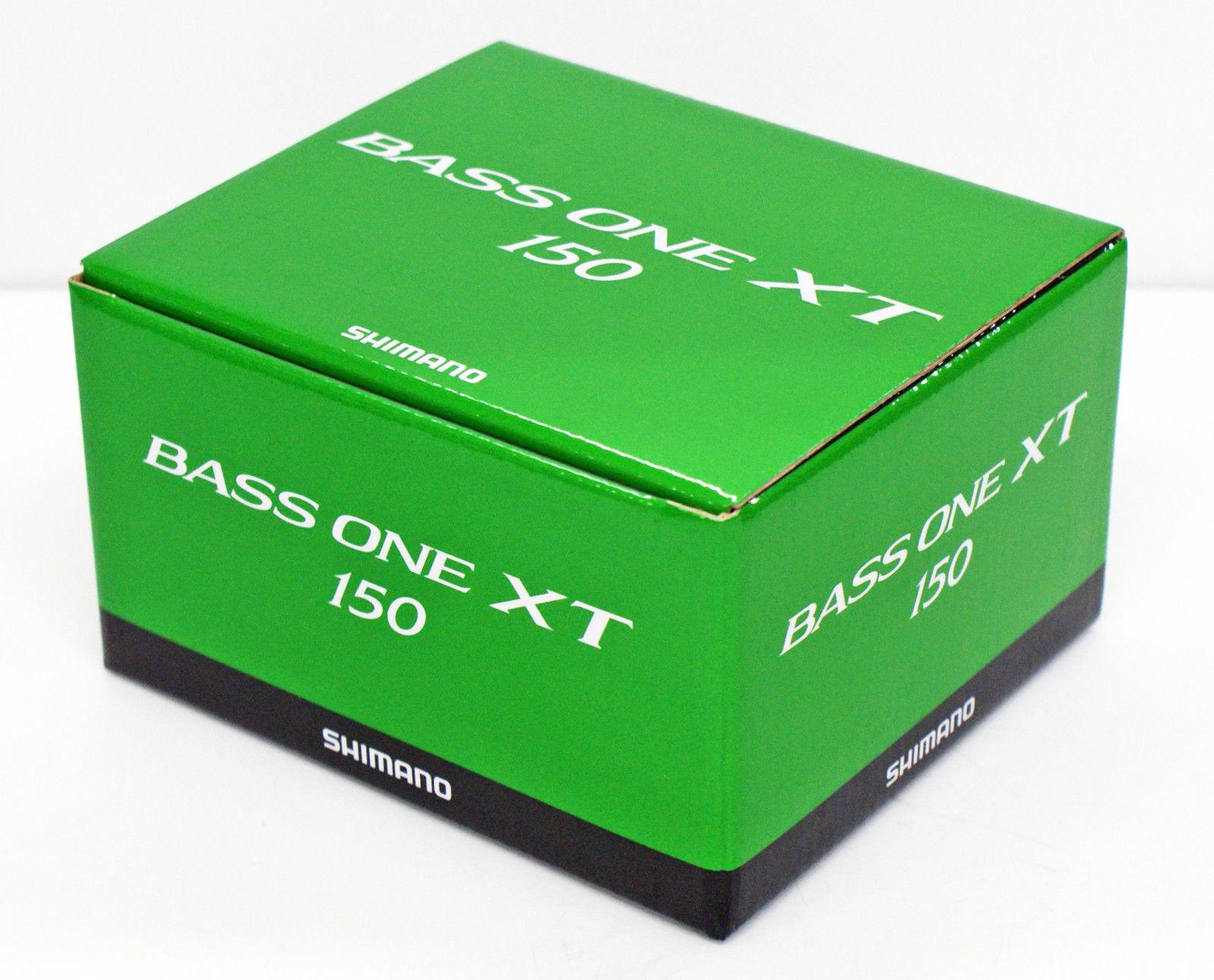 Shimano 17 Bass One XT 150 Right Baitcasting Reel 4969363037312