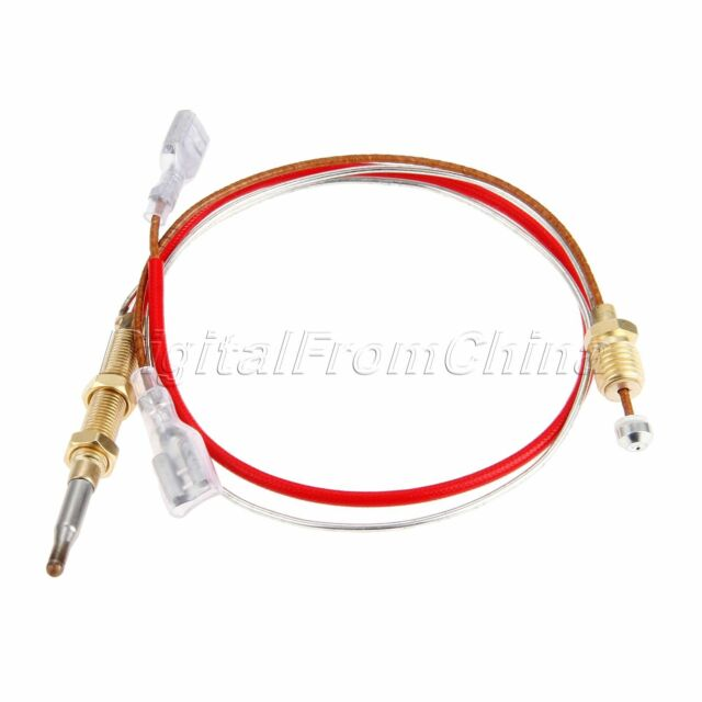 410mm Universal Thermocouple M6x0.75 Head Thread For Outdoor Gas Patio Heater