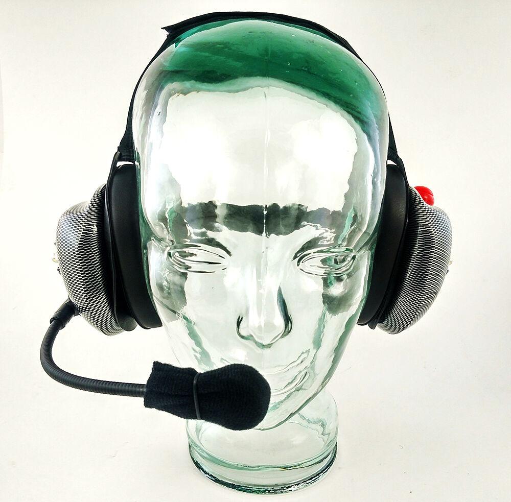 SAMPSON Racing Crew Radio Headset