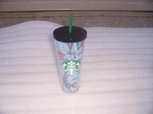 03766e246b8 Details about Starbucks - Washington DC Acrylic Cold Cup Tumbler, Venti 24  fl oz - Brand New