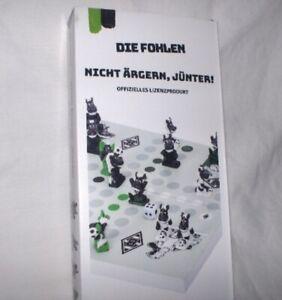 NICHT ÄRGERN JÜNTER BORUSSIA MÖNCHENGLADBACH Spiel NEU+OVP