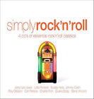 Simply Rock 'N' Roll by Various Artists (CD, Sep-2005, 4 Discs, Simply)