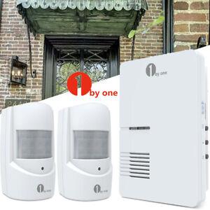 1byone Wireless Battery Operated Door Bell Digital ...