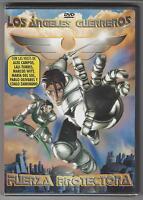 Los Angeles Guerreros (new Dvd Movie, 2004 Spanish) Fuerza Protectora