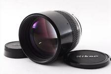 Nikon Nikkor 135mm f/2 Ai-s ais manual focus Lens  Excellent! ♯0251