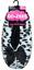 Co-Zees Ladies Animal Pattern Warm Lined Gripper Sole Slipper Socks