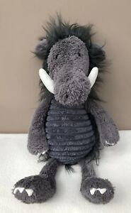 Jellycat-Snagglebaggle-Walter-Warthog-Comforter-Baby-Soft-Toy-Soother-Grey