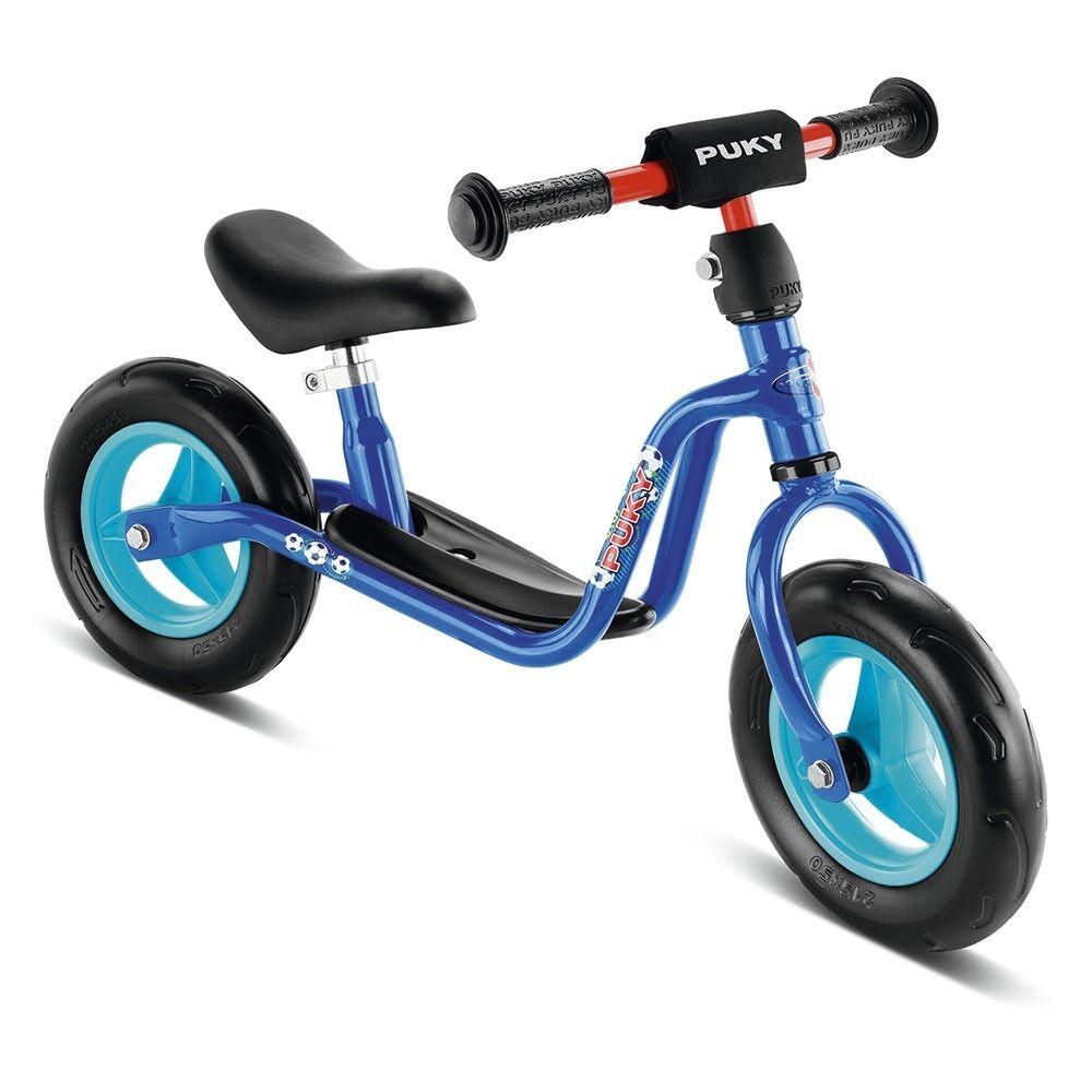 Laufrad LRM von Puky in der Farbe  BLAU soccer, (30182) NEU 4055, Learner Bike
