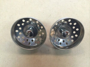 Details About 2 New Kitchen Sink Strainers Stoppers 3 Mobile Home Parts
